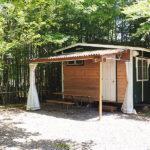 ウッドトレーラー Cタイプ 木製トレーラーハウス